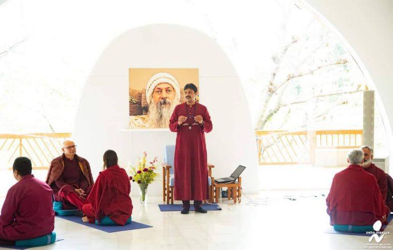Meditation Facilitator
